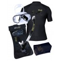 iQ Snorkeling Sets Men