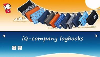 iQ Logbucher